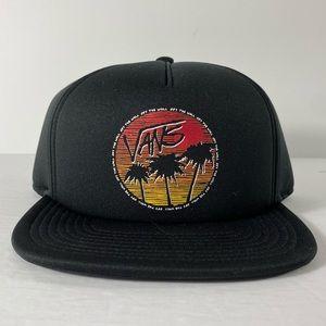 Vans Worsley Foam Trucker Snapback Hat
